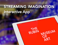 Rubin Musuem of Art: Clemente Streaming Imagination App
