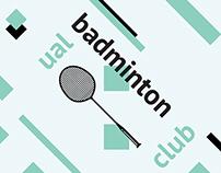 UAL Badminton club
