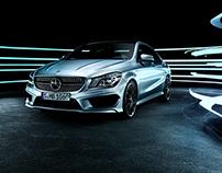 Mercedes-Benz - CLA