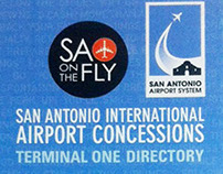 San Antonio International Airport - Brand Resesign