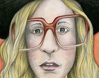 Allen Stone Caricature