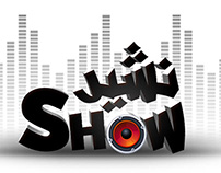 "1st Place in a competition for "" Nasheed Show Logo """