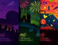 Disney's Halloween Party wallpapers