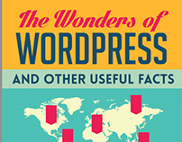 The Wonders of WordPress Infographic