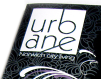 Urbane Magazine Covers