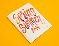 Etsy Spring/Summer Lookbooks
