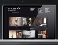 SZENOGRAFIE-KOSTÜM.DE | Webdesign