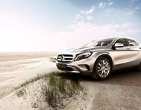 Mercedes GLA 2015