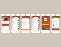 Restaurants Social App