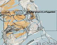 Selos Artistas gráficos portugueses