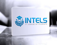 Education Logo (INTELS Logo Freebie)