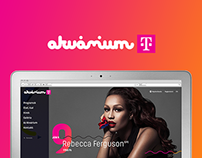 Akvárium Klub Redesign