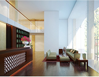 HOTEL : Interior Design