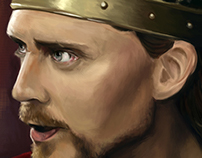 Tom Hiddleston (Henry V)