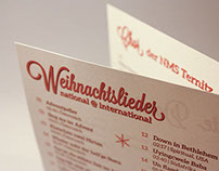 Cantate Domino Weihnachts CD