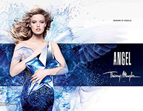 "Thierry Mugler - ""Beware Of Angels"" by Sølve Sundsbø"