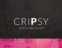 Cripsy multipurpose landing page