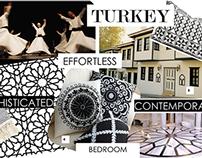 Dupatta's (Theme: Persian or Turkish art)