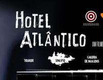 Hotsite - Filme Hotel Atlântico