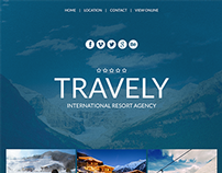 Travely - Tourism Email + Template Builder Access