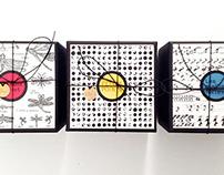 Porte-bonheur, logo and packaging