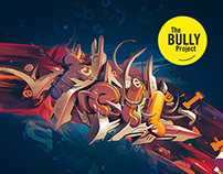 The Bully Project Mural: Tell