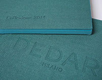 Dedar Milano, 2014 Catalogue and Press Campaign