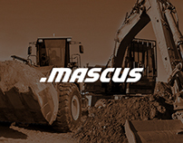 Mascus | Art Direction, Web Design & Web Development