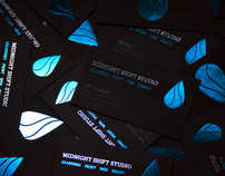 Midnight Shift Studio: Business Cards (2011)