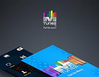 MTunes HD Mobile Application