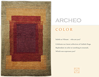 Archeo Gallery Email Blast: Color