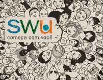 Campanha Email/Facebook Page - SWU 2011