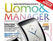 Uomo&Manager#18 / Ottobre 2014