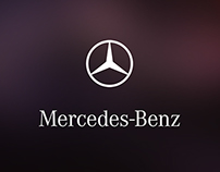 art direction - Mercedes-Benz