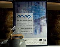 Annx Art Show materials suite