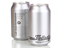 Mellody Brewing can design