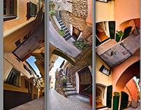 Escher's photo views
