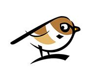 Tree Sparrow - Almond Design