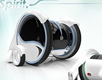 VW Game Car Concept design