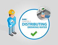 Drinking water, a daily challenge!