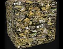 Brick Medieval Messy