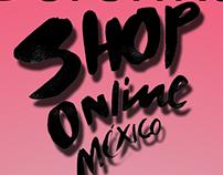 Apertura tienda online. Bershka/Inditex.