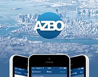 Design for AZBO app