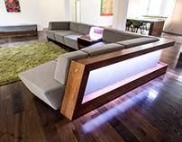 Divano di Alfonso - Concrete couch