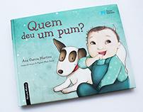 Quem deu um pum? - Children's book