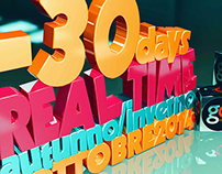 -30 days REAL TIME Show