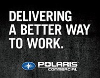Polaris Commercial Trade Show Wall