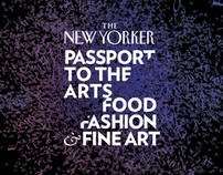 The New Yorker - Passport to the Arts