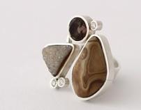 Beach Stone Glam