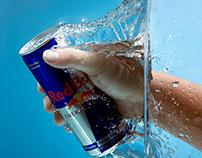refreshing redbull